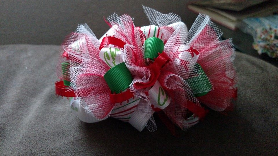 Krystal Ditzler Sassy Sissy Bow-tique here on Facebook. Local from North Fork