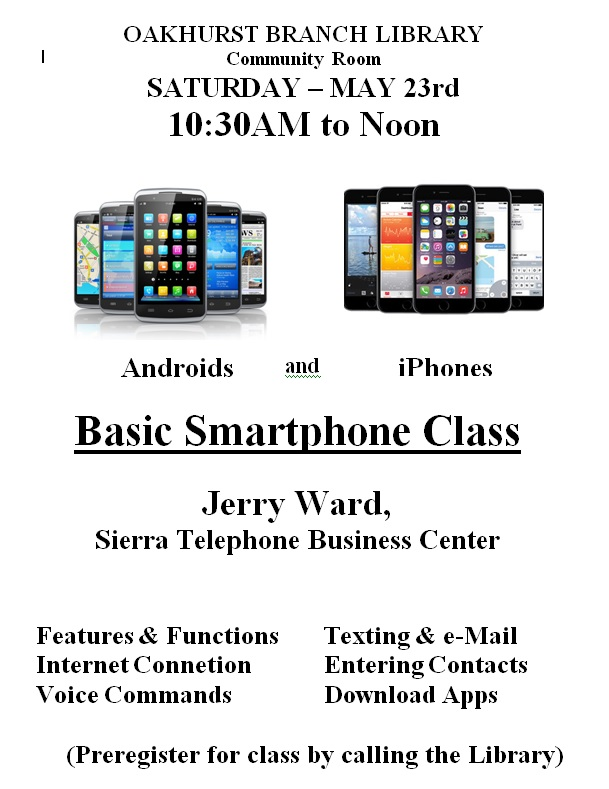 May 2015 smartphone class