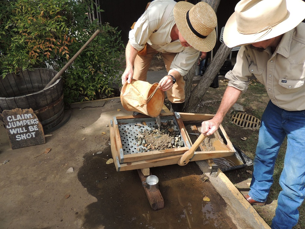 Living history at the California Mining and Mineral Museum in Mariposa