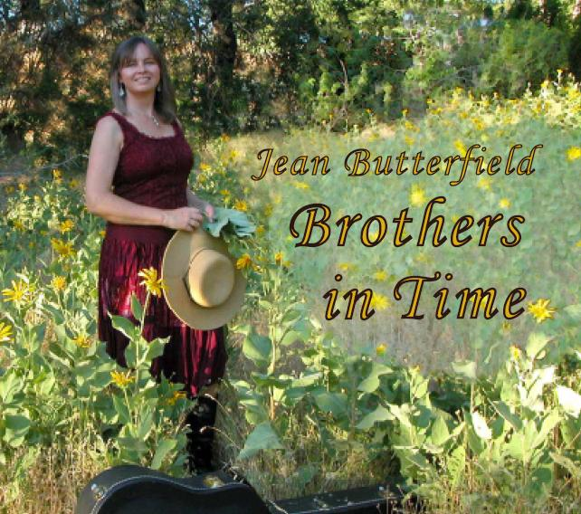 Jean Butterfield Brothers In Time CD
