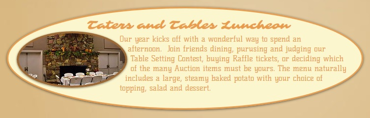 Tables n Taters