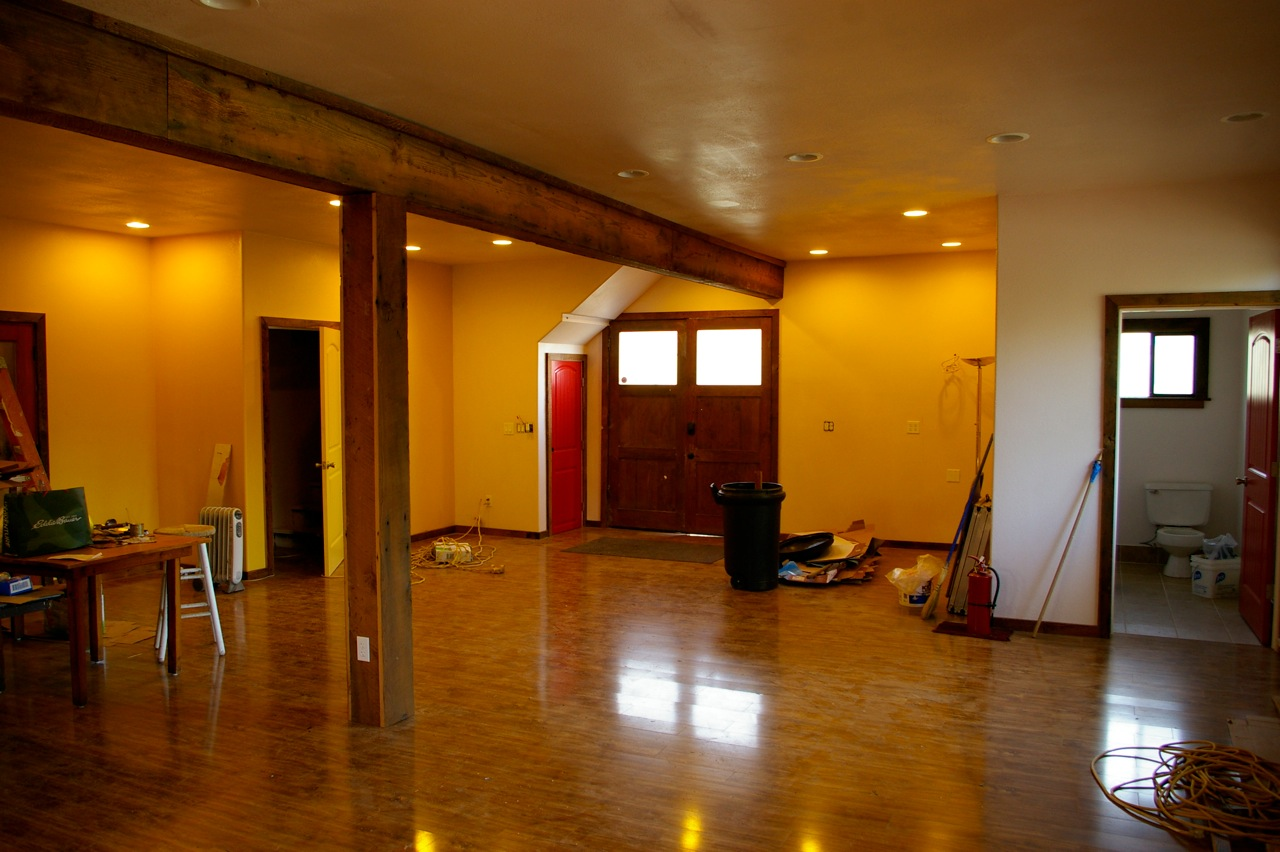 North Fork Studio Interior
