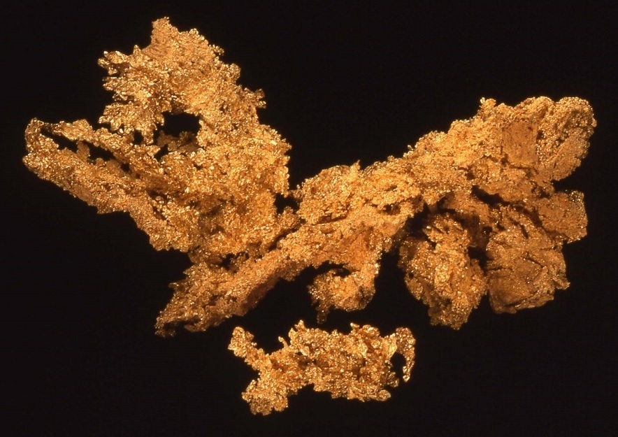 Thieves were unsuccessful at stealing the famous Fricot Nugget from the California State Mineral and Mining Museum in Sept 2012