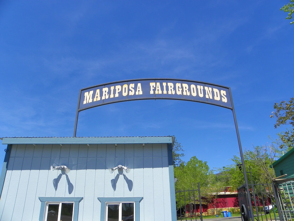 Mariposa Fairgrounds is home to the California State Mineral and Mining Museum