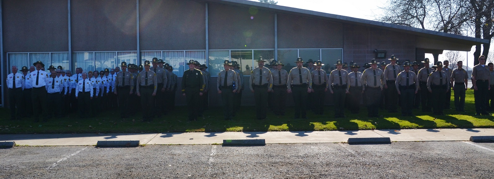 Jay Varney John Anderson and the Madera County Sheriffs Department
