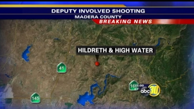 Millerton Lake map courtesy of ABC30