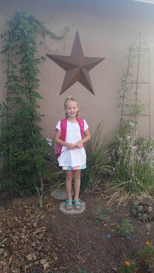 McKenzie 2nd grade Spring Valley - Kari Burton Smith