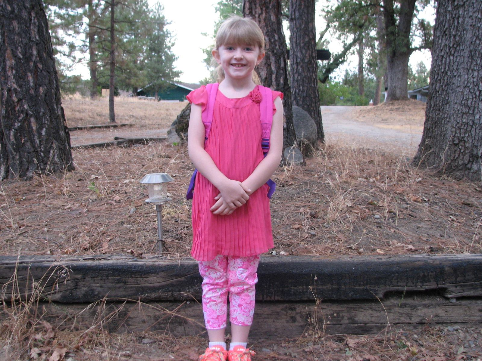 My daughter Taylor she is in second grade at O.E.S. by Stephanie Harlan Bullock