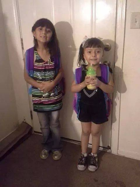 Anna y Lupita - Submitted by Mila Avelar