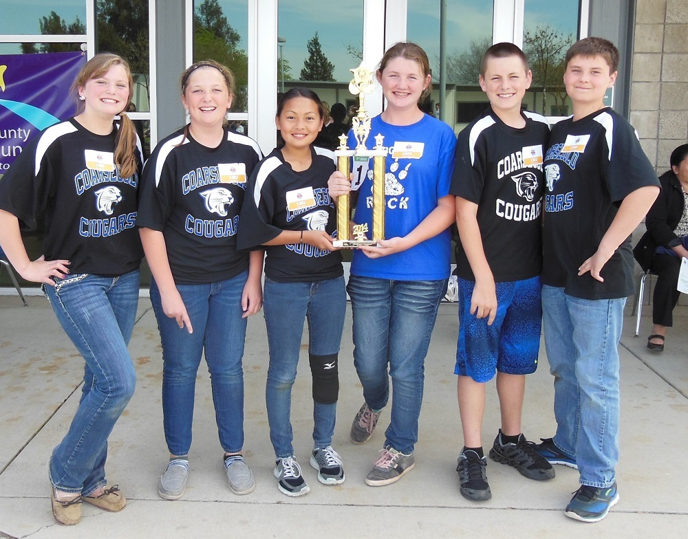 Foothills Take Top Honors In Madera County Math Tournament Sierra