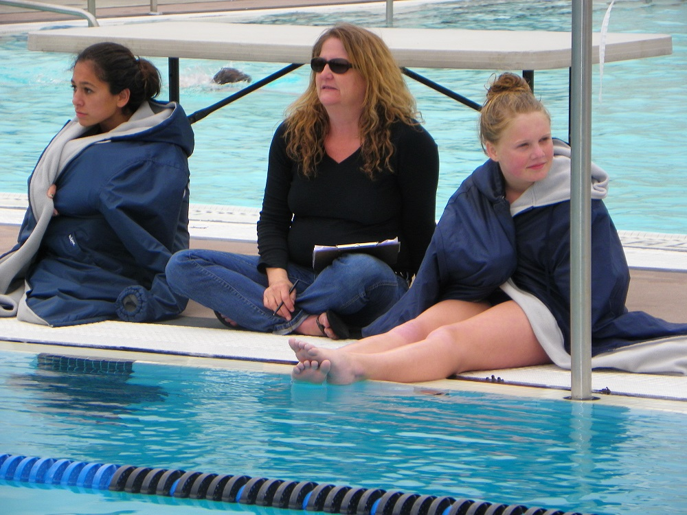 Coach Nealy watches - 2014 - photo by Kellie Flanagan