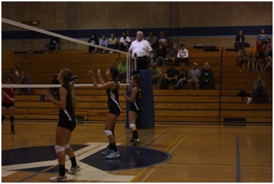 YHS Sports 2013 - Volleyball - photo courtesy of YHS