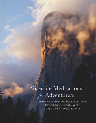 Yosemite Meditations for Adventurers cover