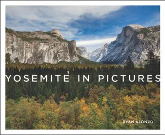 Yosemite in Pictures cover
