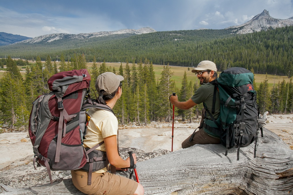 Yosemite Conservancy OA Backpacking in Tuolumne Meadows-Credit Keith Walklet