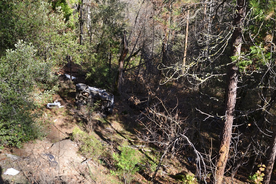 Road 274 at Fawn Point fatal 12-6-14