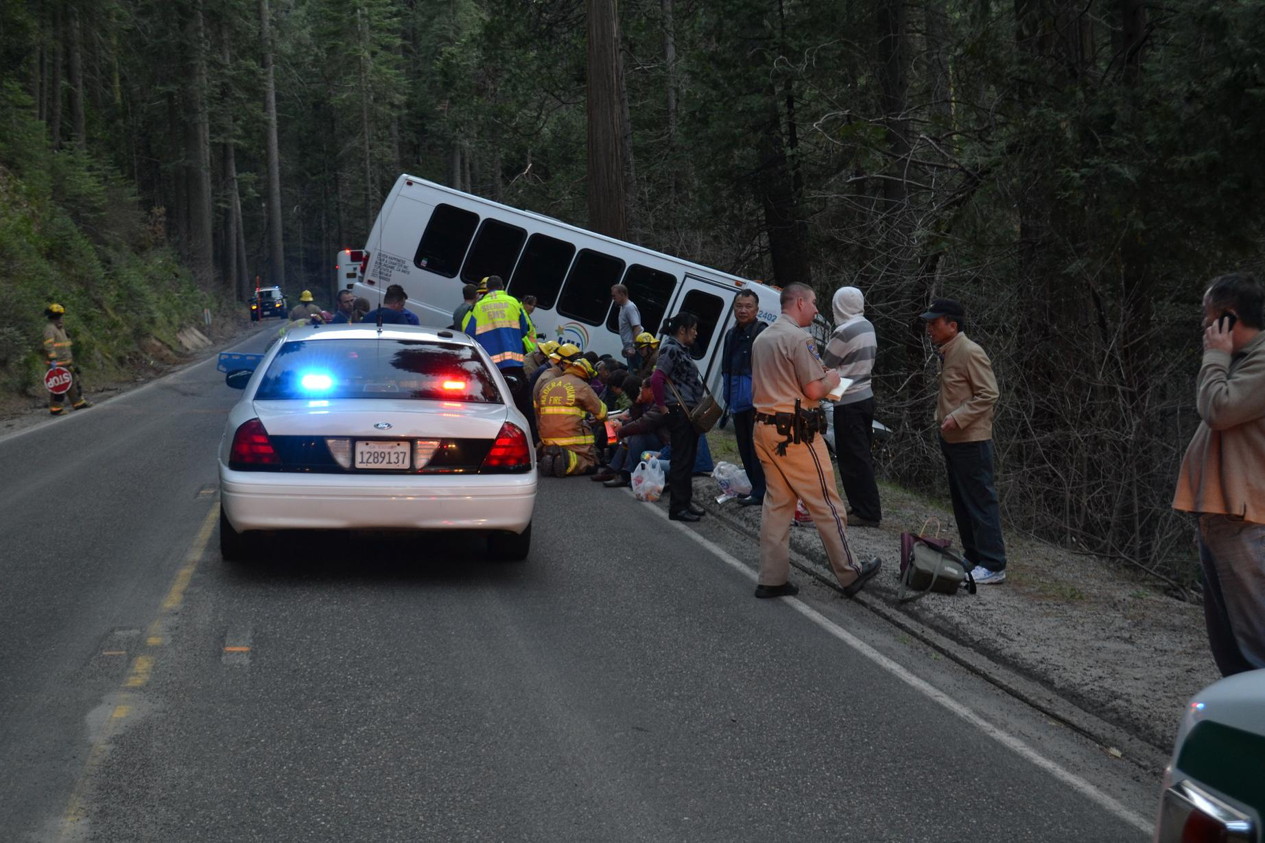 First Responders Tend to Passengers 2