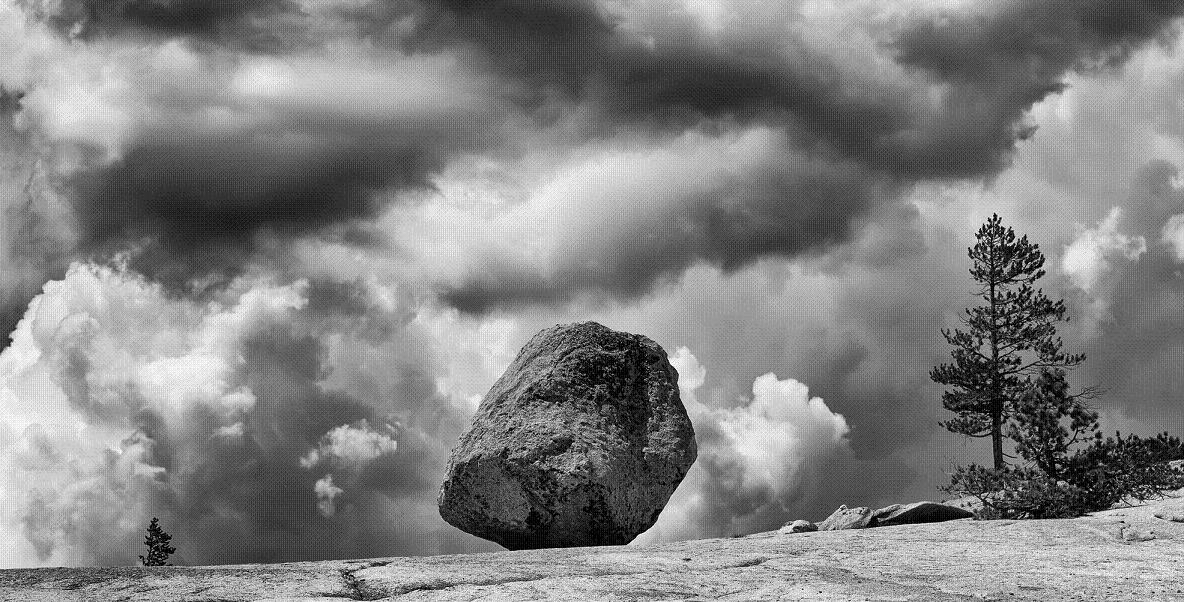 Richard Castillo Boulder Olmsted Point photograph