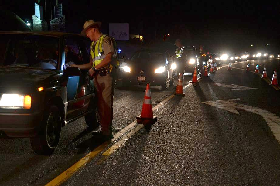 Coarsegold DUI checkpoint