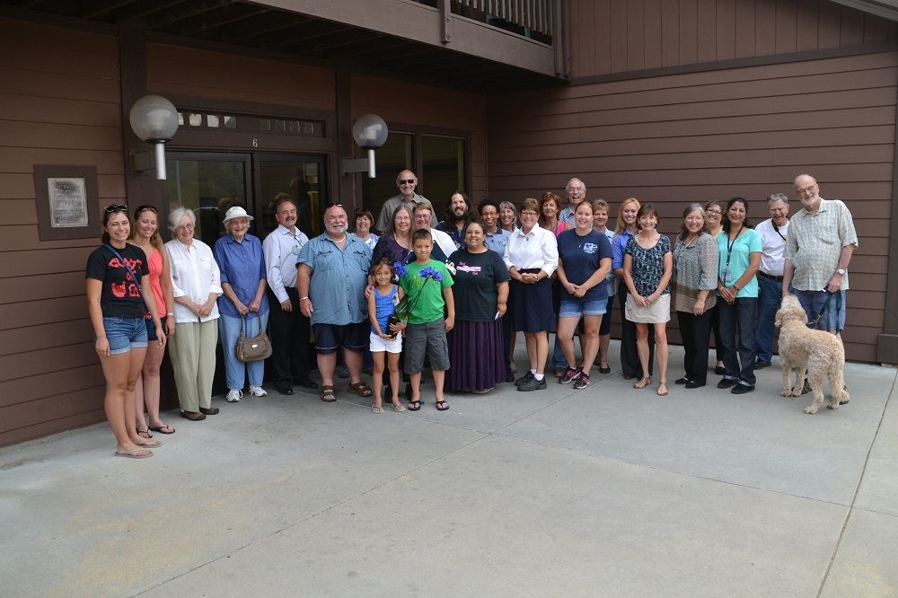 Community gathers to say farewell to Postmaster Deeann Nolan