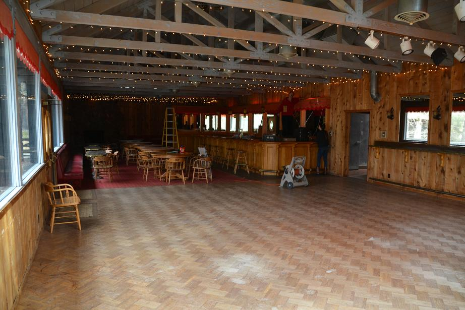 Saloon at Old Town - photo by Gina Clugston