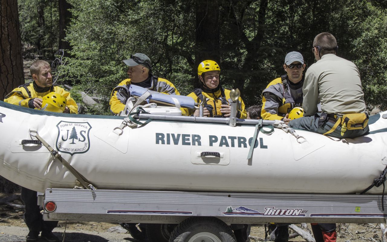 SAR River Patrol 2013 - Photo by Virginia Lazar