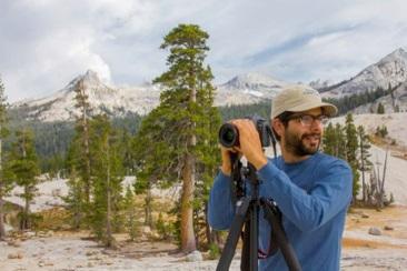 Ryan Alonzo - photo Yosemite Conservancy
