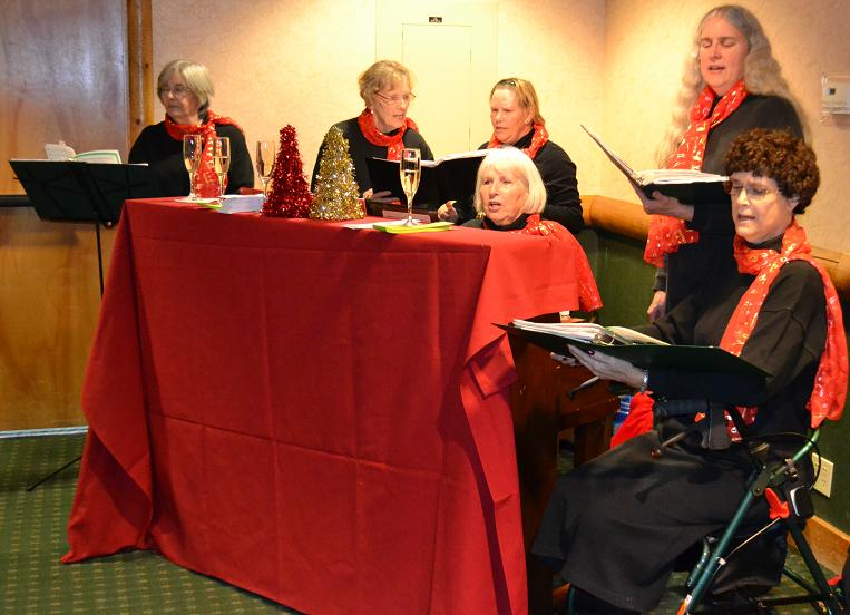 Chamber Maids Robin Blossom Sheila Adams Robyn Wages Jackie Byers Susan Moore Nancy Iden