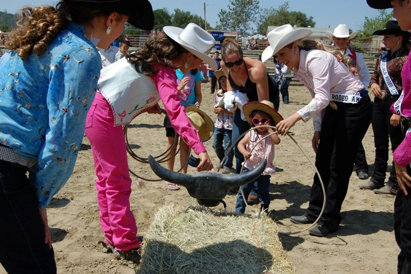 Coarsegold Exceptional Kids Rodeo - courtesy of Kevin Lockwood