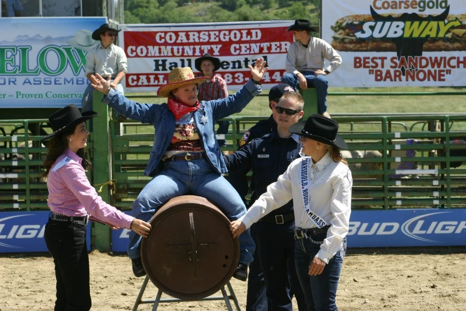 Exceptional Kids Rodeo - photo courtesy of Pat Strimling