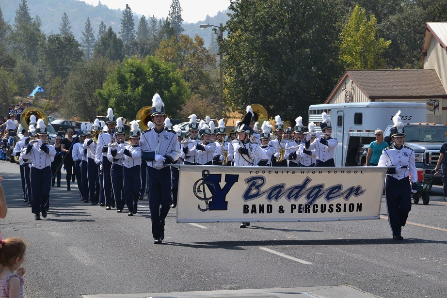 YHS Badger Band and Percussion