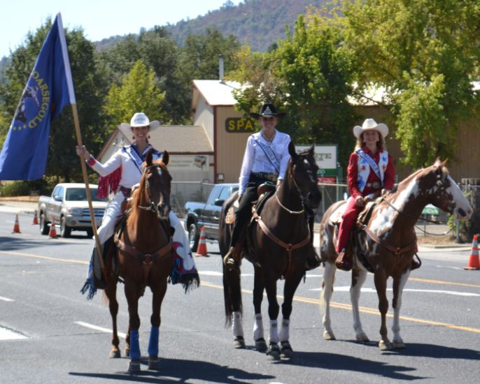 Coarsegold Rodeo Royalty