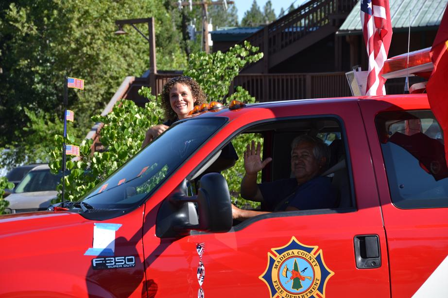 Rachel and Frank on Squad 11