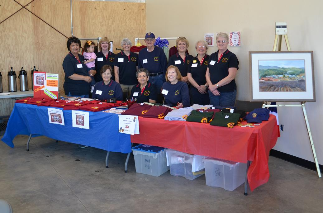 Fire Department Auxiliary