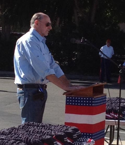 Dave Wolin Patriot Day 9-11-12