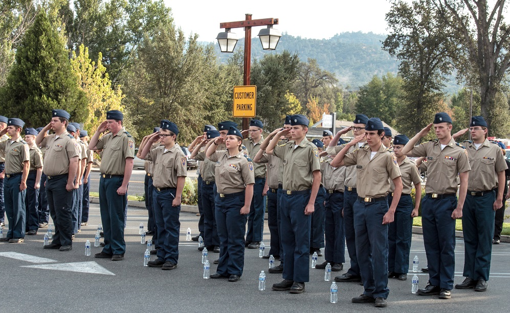 Yosemite High School California Cadet Corps Sierra News Online