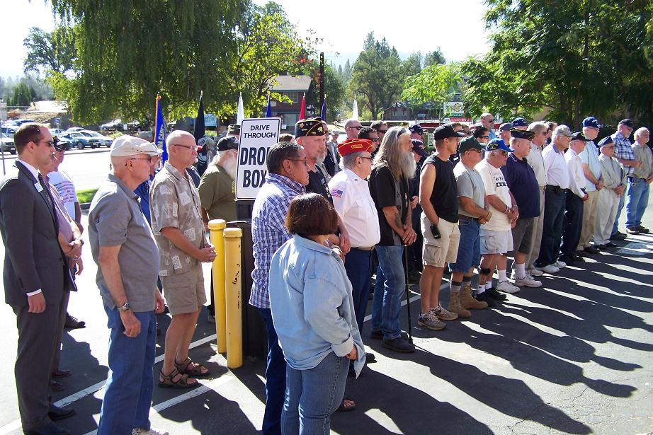 Patriot Day Honoring those who serve 9-11-12