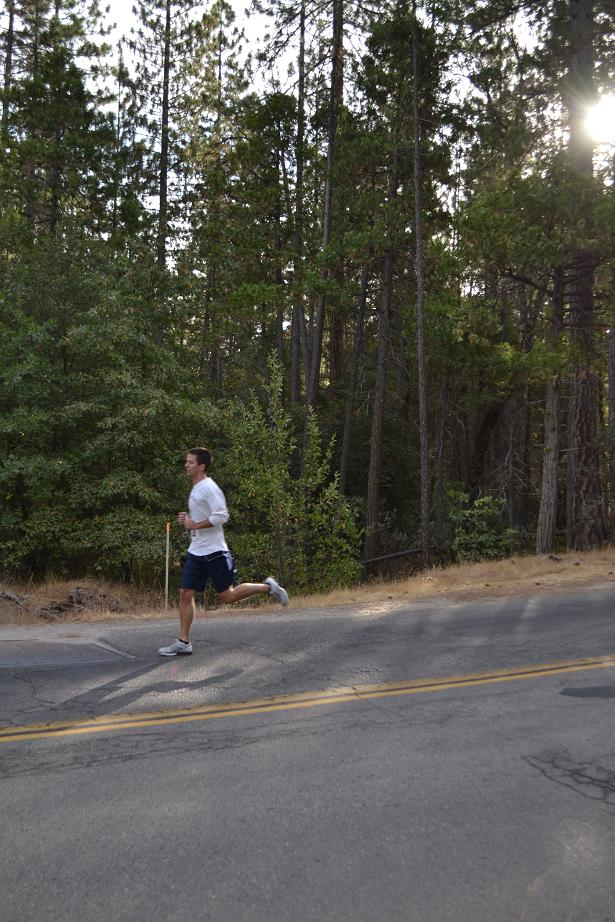 Smokey Bear Run Solitary 9-22-12