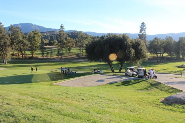 Ted Lilly Golf Tournament at Sierra Meadows 2012