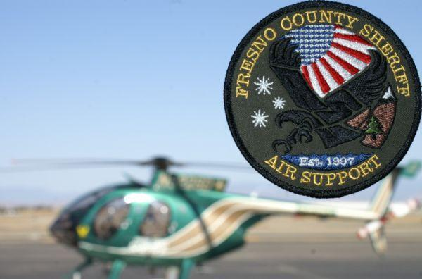 Fresno County Sheriff Air Support