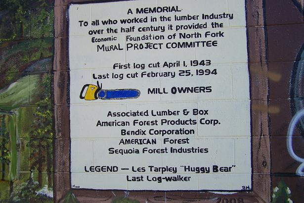 NF Mural Sign